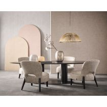 Low dining table Buddha- Passe Partout
