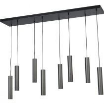 Hanglamp Run 8 lichts