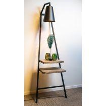 Toto lamp/nachtkast - Steel & Stockings